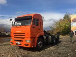 Камаз 6460. Продается грузовик , 3 000 куб. см., 40 000 кг.