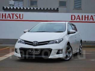 Toyota Auris. автомат, 4wd, 1.5, бензин, 49 тыс. км. Под заказ