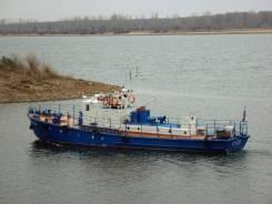 Аренда катера врд доставка на рейд работаем зимой недорого. 40 человек, 20км/ч