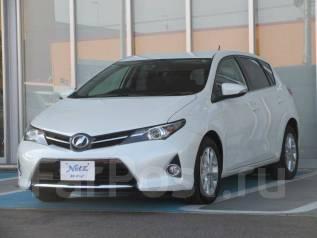 Toyota Auris. автомат, передний, 1.8, бензин, 33 тыс. км, б/п. Под заказ