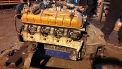 Двигатель в сборе. Кавз ПАЗ