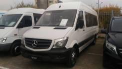 Mercedes-Benz Sprinter 515. Mercedes-Benz Sprinter TOU 515 SD 19+1, 2 200 куб. см., 18 мест