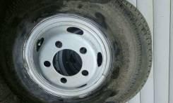 Комплект колес 7. 00 R16 LT 10PR Bridgestone Mazda Titan. Отправлю в р. 6.0x16 5x203.20 ET140 ЦО 130,1мм.