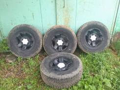 Комплект зимних колес Falken studless 265/70R16. 7.0x16 6x139.70