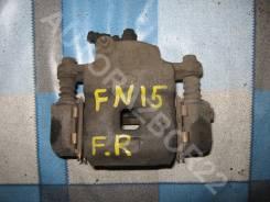 Суппорт тормозной. Nissan: Sunny California, Wingroad, Rasheen, Pulsar, Presea, Sunny, Lucino, Almera Двигатели: CD20, GA15DE, GA16DE, SR18DE, GA13DE...
