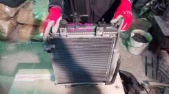 Радиатор охлаждения двигателя. Toyota Passo, KGC10, KGC15 Двигатель 1KRFE