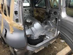 Задняя часть автомобиля. Toyota Funcargo, NCP21, NCP20