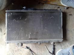 Радиатор охлаждения двигателя. Honda Prelude, E-BB7, E-BB5 Honda Accord, E-CD3, E-CD5, E-CD4 Двигатели: F22A2, F20A4