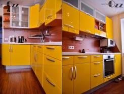 Кухня модульная угловая. Под заказ