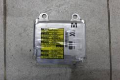 Блок управления airbag. Lexus: GS300, GS450h, LS460, GS350, GS460, LS430, GS430 Двигатели: 3UZFE, 3GRFSE, 3GRFE, 2GRFSE