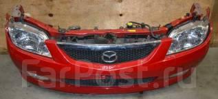 Ноускат. Mazda Familia, BJFP, BJ5W, BJ3P, BJ5P, BJEP, BJ8W, BJFW Двигатели: FSZE, RF, B3, ZL, FP, ZLDE, ZLVE, B3ME, FPDE