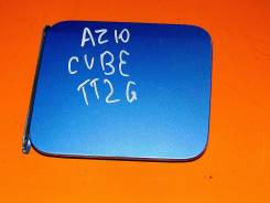 Лючок топливного бака. Nissan Cube, AZ10 Двигатель CGA3DE