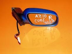 Зеркало заднего вида боковое. Nissan Cube, AZ10 Двигатель CGA3DE