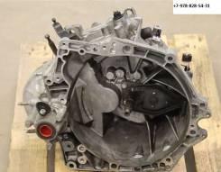 BVM5 5-МКПП Peugeot 407/Citroen C5 2004-2010, DV6TED4 (1.6L,110hp) FWD