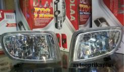 Фара противотуманная. Hyundai Elantra