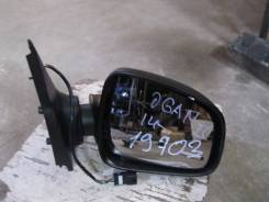 Зеркало заднего вида боковое. Renault Logan, L8 Renault Sandero, 5S Двигатели: H4M, K4M, K7M, D4F