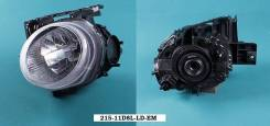 Фара. Nissan Juke, YF15, F15, NF15 Двигатели: HR15DE, MR16DDT, HR16DE