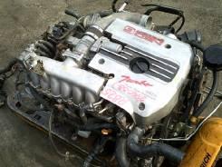 Двигатель в сборе. Nissan Laurel, GC35, GCC35 Nissan Skyline, ER34 Nissan Stagea, WGC34 Mazda RX-8, SE3P Двигатели: RB25DET, 13BMSP