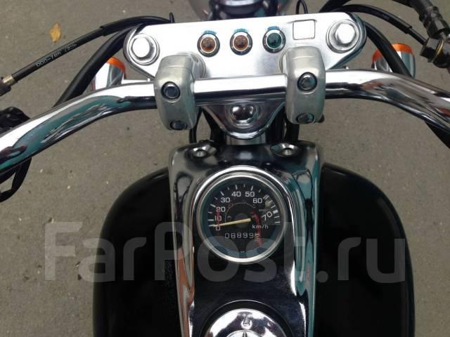 Honda Magna Fifty. 49 куб. см., исправен, без птс, без пробега