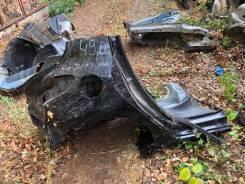 Пежо 308 Четверть задняя правая. Peugeot 308