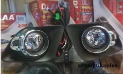 Фара противотуманная. Mitsubishi Galant Fortis, CZ4A, CY4A Mitsubishi ASX, GA1W, GA2W, GA3W Mitsubishi Lancer Evolution, CZ4A, CY4A