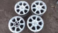 ASA Wheels. 7.0x15, 5x114.30, ET35