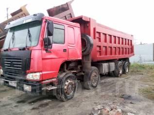 Howo. , 336 куб. см., 40 000 кг.