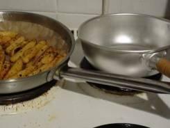 Возьму бесплатно стальную и алюминиевую посуду