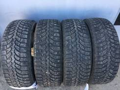 Bridgestone Blizzak Spike-01. Зимние, шипованные, 2015 год, износ: 30%, 4 шт