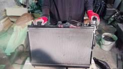 Радиатор охлаждения двигателя. Nissan AD, VAY12, VY12 Двигатели: HR15DE, CR12DE
