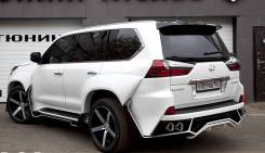 Спойлер. Lexus LX450d, URJ200 Lexus LX570 Двигатель 1VDFTV
