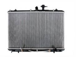 Радиатор охлаждения двигателя. Toyota Highlander, GSU40, GSU40L, GSU45 Toyota Kluger V, GSU40, GSU45 Двигатель 2GRFE. Под заказ