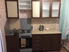 1-комнатная, улица Гоголя 9. 19 школа, 39 кв.м. Кухня