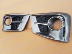 Накладка на фару. Lexus LX570, URJ201, URJ201W