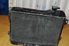 Радиатор охлаждения двигателя. Лада: 2105, 2106, 2101, 2104, 2103, 2102