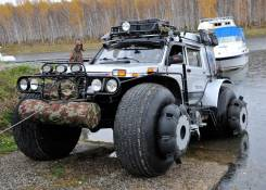 Бронто Марш-Комби. Продаётся подготовленный снегоболотоход на шинах низкого давления, 1 740 куб. см., 700 кг., 2 000,00кг.