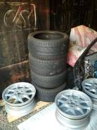 Bridgestone Potenza RE002 Adrenalin. Летние, 2016 год, износ: 10%, 4 шт