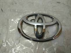 Эмблема Toyota Land Cruiser, задняя