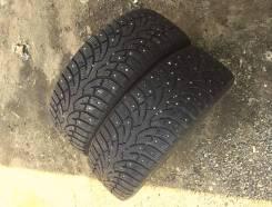 Bridgestone Noranza 2 EVO. Зимние, шипованные, 2014 год, износ: 10%, 2 шт