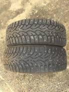 Bridgestone Noranza 2. Зимние, шипованные, 2014 год, износ: 10%, 2 шт