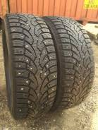 Bridgestone Noranza 2. Зимние, шипованные, 2014 год, износ: 20%, 2 шт