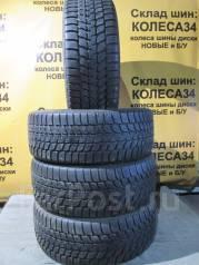 Bridgestone Blizzak LM-25. Зимние, без шипов, 2016 год, износ: 10%, 4 шт