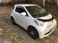 Toyota iQ. вариатор, передний, 1.0 (68 л.с.), бензин, 80 000 тыс. км