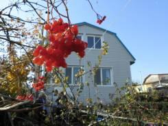 Дача с капитальным жилым домом, собственность, шикарный вид на город. Чапаева, р-н Сахпоселок (Хенина сопка, школа № 28), площадь дома 70 кв.м., элек...
