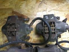 Суппорт тормозной. Toyota Mark II, JZX110 Двигатель 1JZGTE