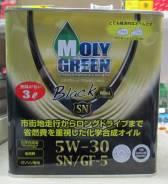 Moly Green. Вязкость 5W-30, синтетическое