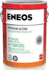 Eneos Premium Ultra. Вязкость 5W-20, синтетическое