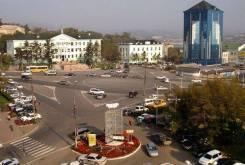 3-комнатная, проспект Находкинский 10. Центральная площадь (рядом с автовокзалом), 70 кв.м.
