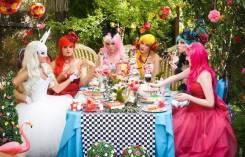 """Вечеринка """"Алиса в стране чудес"""" на ваш корпоратив!"""