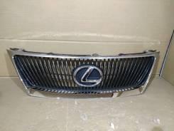 Решетка радиатора. Lexus IS220d, GSE20, ALE20 Lexus IS250, ALE20, GSE25, GSE21, GSE20 Lexus IS350, GSE20, GSE21, GSE25 Lexus IS300, GSE22 Двигатели: 4...
